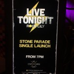 Good Times! Tonight! From 7pm! Free entry! stoneparade singlelaunch rocklilyhellip
