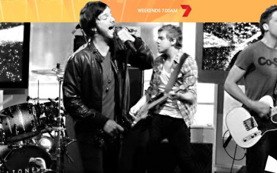 Watch Stone Parade Live on Weekend SUNRISE