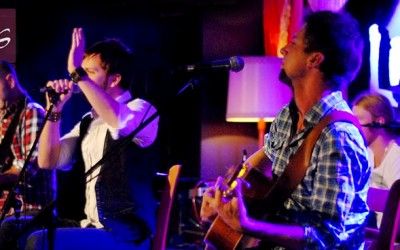 The Repeat Performance Live & Intimate @ Lizottes, Dee Why