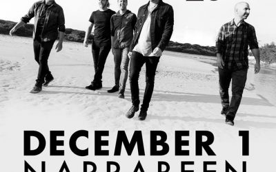 Stone Parade FREE Show Friday 1st December