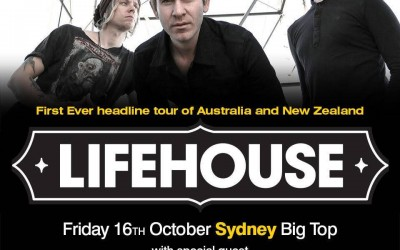 Stone Parade + Lifehouse at Luna Park